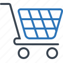 cart, marketing, online, shopping icon