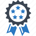 achievement, award, badge, best quality, ribbon