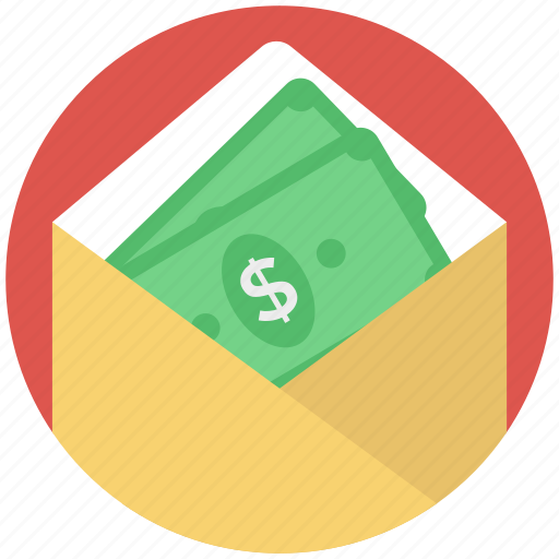 banknote, cash, finance, money, payment icon