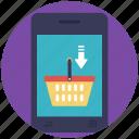 buy online, m-commerce, online shop, online shopping, shopping app