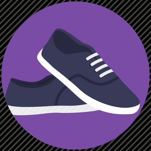 footwear, gumshoes, shoes, sneakers, sportswear icon