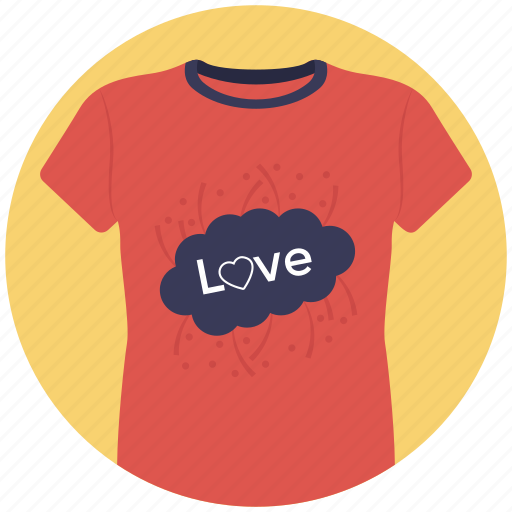 apparel, fashion, shirt, t-shirt, tee icon