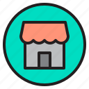 botton, interface, shop, shopping icon