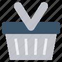 basket, buy, cart, retail, shopping, shopping basket
