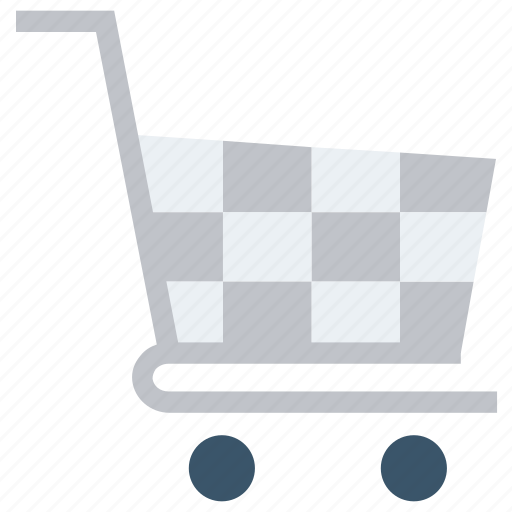 buy, cart, commerce, empty, shopping, shopping cart, trolley icon