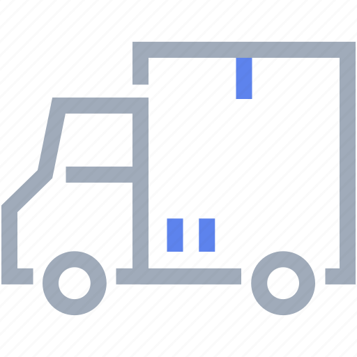 delivery, express, shipping, transport, truck, van icon