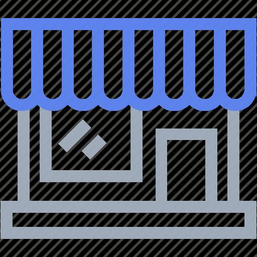 building, commerce, house, market, shop, store icon
