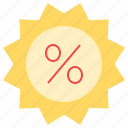 business, discount, ecommerce, promotion, shop icon