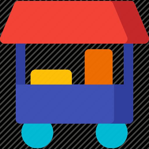 food, market, portable, shop, shopping, store icon