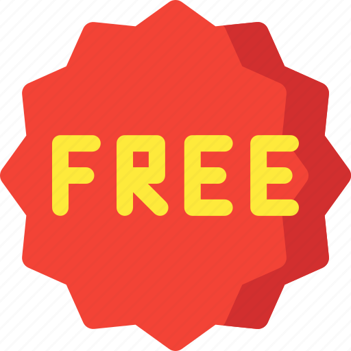 delivery, file, free, offer, online, shopping, tag icon