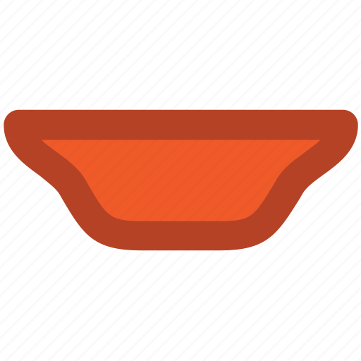 dining, dishware, empty, food plate, food serving, plate, tableware icon