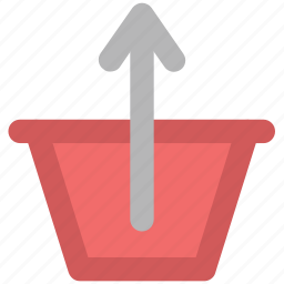 basket, buy, ecommerce, online shopping, remove from cart, shopping cart, supermarket icon