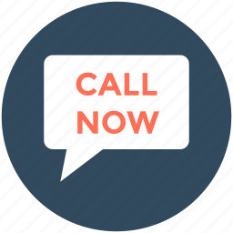 call center, call now, call support, helpline, speech bubble icon