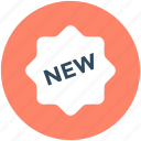 label, new label, new offer, offer, shopping icon
