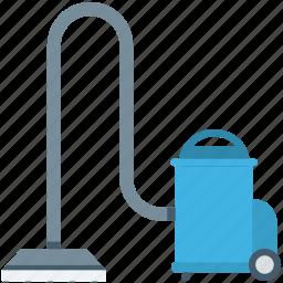 cleaning, hoover, vacuum, vacuum cleaner, vacuuming floor icon