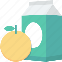 apple, diet, liquor food, milk container, nutrition icon