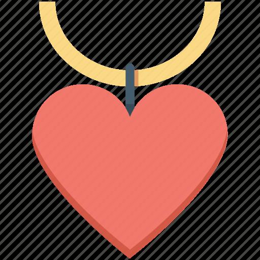 fashion accessory, heart necklace, jewelry, necklace, pendant icon