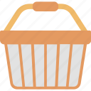basket, commerce, discount, purchase, sale, shopping, store icon