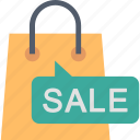 big, discount, ecommerce, market, sale, shop, shopping icon