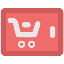 ecommerce, international consumer, mobile screen, online shopping, shopping, shopping app, shopping cart icon