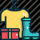 fashion, clothing, shirt, shoe, set