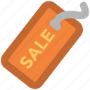 label, merchandise, message, retail, sale offer, sale tag, tag icon