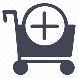 add, cart, new, plus, shop, shopping icon