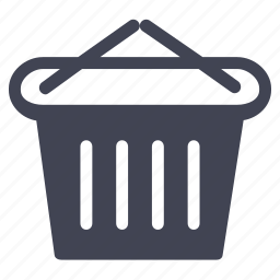 basket, online, shop, shopping icon