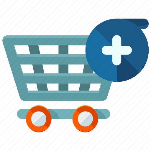 add, cart, commerce, ecommerce, shopping icon