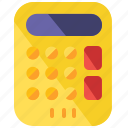 calculate, calculation, calculator, ecommerce, math, shop, shopping icon