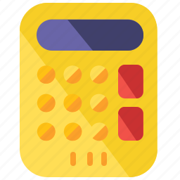 calculate, calculation, calculator, ecommerce, math, shop, shopping icon