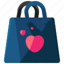 bag, favorite, shopping icon
