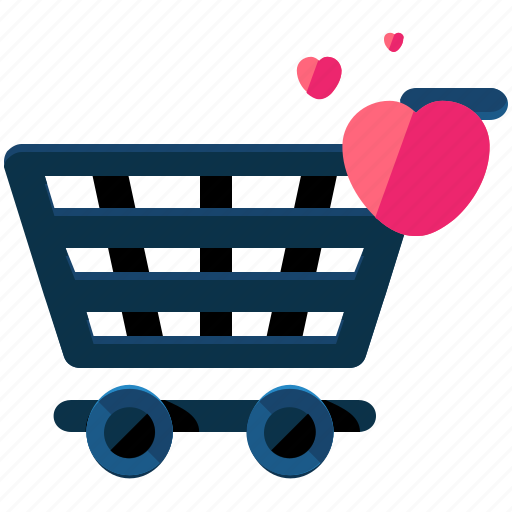cart, ecommerce, favorite, selection, shopping icon