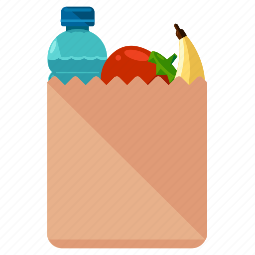 groceries, shop, shopping icon