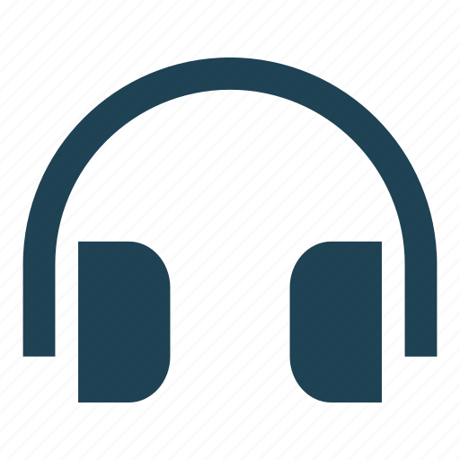 audio, headphones, headset, listen, music, shopping icon