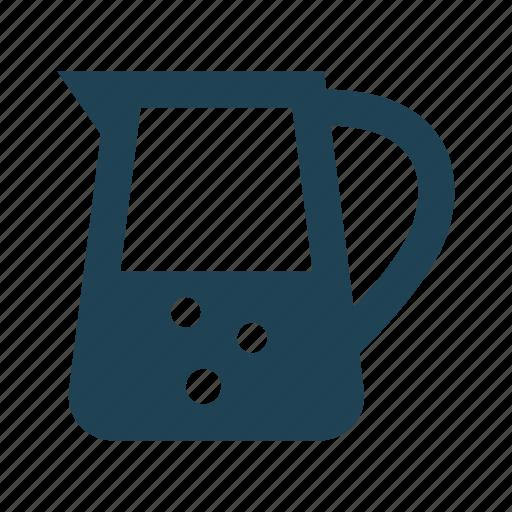 beverage, drink, lemonade, mug, pitcher, shopping, water icon