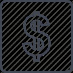 buying, dollar, ecommerce, shop, shopping icon