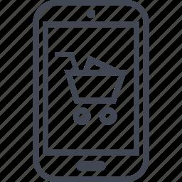 buying, ecommerce, shop, shopping icon