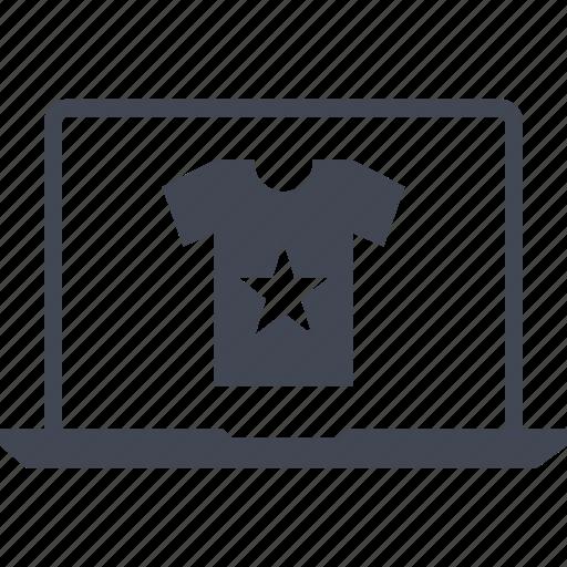 buying, ecommerce, shirt, shop, shopping icon