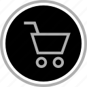 add, cart, go, next, shopping icon