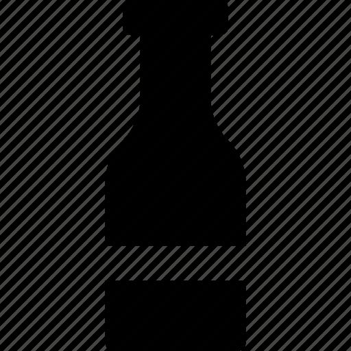 bottle, drink, liquor, milk, water bottle icon