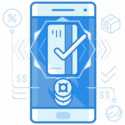method, mobile, payment icon