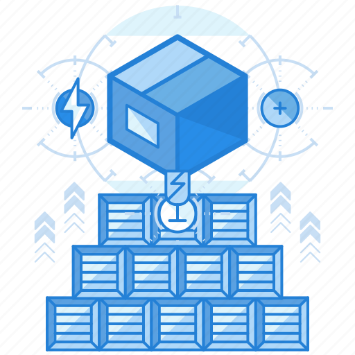 fragile, packagging, packing, storage icon