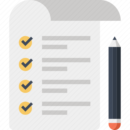 buy, checklist, document, list, paper, report, shopping icon