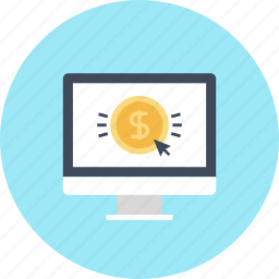 buy, commerce, computer, ecommerce, money, online, shopping icon