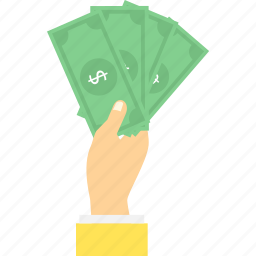 cash, currency, finance, financial, money, payment icon