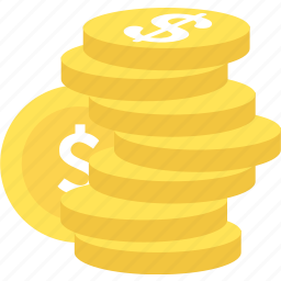budget, coins, finance, financial, fund, money, payment icon