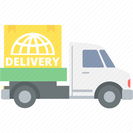 delivery, free delivery, home delivery, shipping, transport icon
