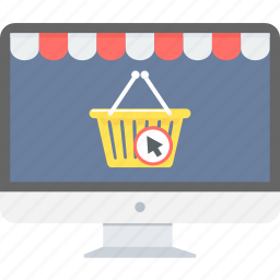 commerce, ecommerce, online, shop, shopping icon
