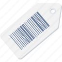 barcode, label, offer, price, tag icon